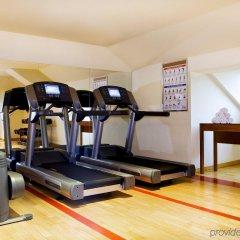 Отель Sheraton Diana Majestic фитнесс-зал