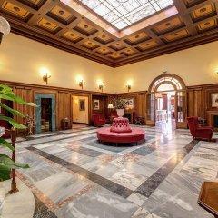 Отель Grand Hotel Villa Politi Италия, Сиракуза - 1 отзыв об отеле, цены и фото номеров - забронировать отель Grand Hotel Villa Politi онлайн интерьер отеля фото 3