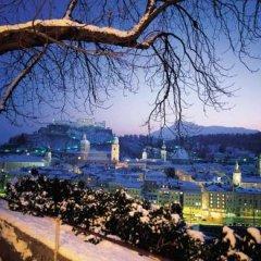 Отель EB Hotel Garni Австрия, Зальцбург - 1 отзыв об отеле, цены и фото номеров - забронировать отель EB Hotel Garni онлайн фото 7