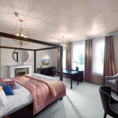 Chancellors Hotel And Conference Манчестер комната для гостей фото 4