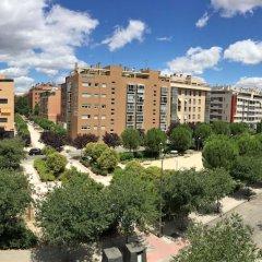 Отель Madrid Center River балкон