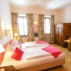 Отель Altstadthotel Wolf Зальцбург комната для гостей фото 5