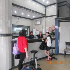 Отель Burmahtel фитнесс-зал