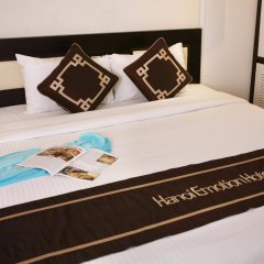 Отель Hanoi Emotion Hotel Вьетнам, Ханой - отзывы, цены и фото номеров - забронировать отель Hanoi Emotion Hotel онлайн комната для гостей