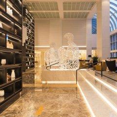 Отель Le Royal Meridien Abu Dhabi спа