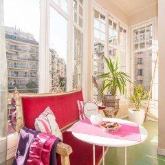 Отель Trianon & Co Barcelona Барселона балкон