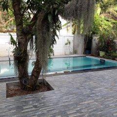 Отель Villu Villa Шри-Ланка, Анурадхапура - отзывы, цены и фото номеров - забронировать отель Villu Villa онлайн бассейн