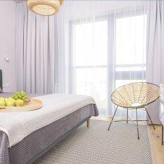 Отель Novis Apartments Panorama View Польша, Варшава - отзывы, цены и фото номеров - забронировать отель Novis Apartments Panorama View онлайн фото 20