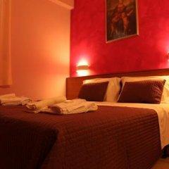 Hotel Pellegrino E Pace Лорето в номере