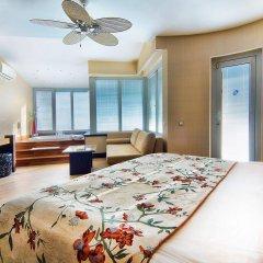 Limak Lara Deluxe Hotel & Resort комната для гостей фото 3