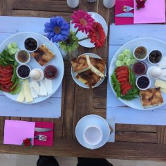 Отель Kalkan Park Otel питание фото 3