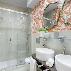 Апартаменты Hermosilla Apartment ванная фото 2
