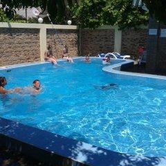 Гостиница Пансионат Солнышко бассейн