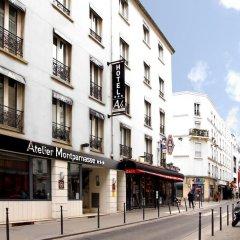 Отель Atelier Montparnasse Hôtel с домашними животными