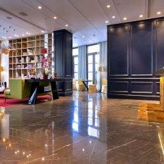 Отель Indigo Tel Aviv - Diamond Exchange Рамат-Ган интерьер отеля фото 2