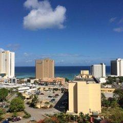 Отель Tumon Bay Capital Hotel США, Тамунинг - 8 отзывов об отеле, цены и фото номеров - забронировать отель Tumon Bay Capital Hotel онлайн пляж фото 2