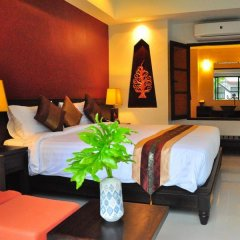 Отель Navatara Phuket Resort 4* Номер Делюкс с различными типами кроватей фото 5