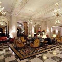 Hotel Le Plaza Brussels интерьер отеля