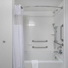 Отель Hampton Inn & Suites Newburgh Stewart Airport Ny Ньюберг ванная