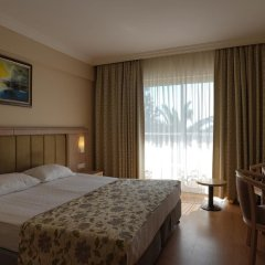 Отель Throne Seagate Belek Богазкент комната для гостей фото 2