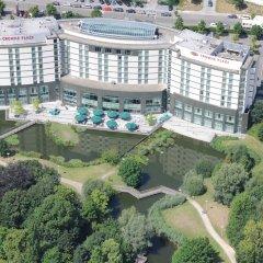 Отель Crowne Plaza Brussels Airport бассейн
