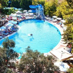 Dosi Hotel Турция, Сиде - отзывы, цены и фото номеров - забронировать отель Dosi Hotel - All Inclusive онлайн бассейн
