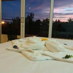 Lanta Long Beach Apartment - Hostel питание