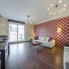 Апартаменты Dom And House Apartments Parkur Sopot Сопот комната для гостей фото 3