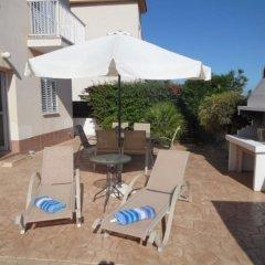 Отель Villa Knossos Протарас пляж