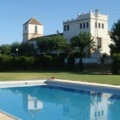 Отель Hacienda Los Jinetes бассейн фото 3