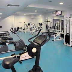 Nestor Hotel Айя-Напа фитнесс-зал