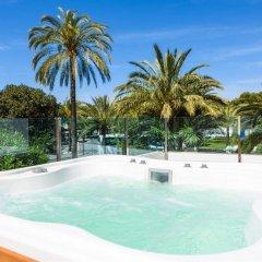 Отель Plaza Santa Ponsa бассейн фото 2