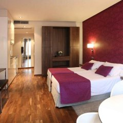 Отель Apartosuites Jardines de Sabatini комната для гостей фото 3