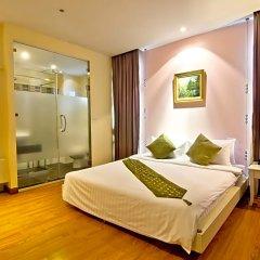 Отель Glitz Бангкок комната для гостей фото 5