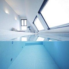 Snow hotel бассейн