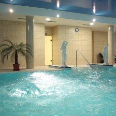 Отель Bajkal Чехия, Франтишкови-Лазне - отзывы, цены и фото номеров - забронировать отель Bajkal онлайн бассейн фото 2