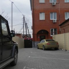 Гостиница Дом Доброславия парковка