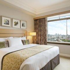 Отель London Hilton on Park Lane 5* Стандартный номер с различными типами кроватей фото 5