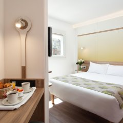 Median Paris Porte De Versailles Hotel комната для гостей