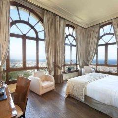 Отель Gran Hotel La Florida Испания, Барселона - 2 отзыва об отеле, цены и фото номеров - забронировать отель Gran Hotel La Florida онлайн комната для гостей