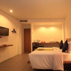 Gu Hotel комната для гостей