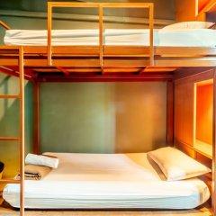 Отель Loftel 22 Hostel Таиланд, Бангкок - отзывы, цены и фото номеров - забронировать отель Loftel 22 Hostel онлайн комната для гостей фото 5