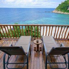 Отель Sai Daeng Resort Таиланд, Шарк-Бей - отзывы, цены и фото номеров - забронировать отель Sai Daeng Resort онлайн балкон
