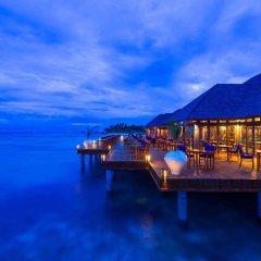 Отель Olhuveli Beach And Spa Resort пляж