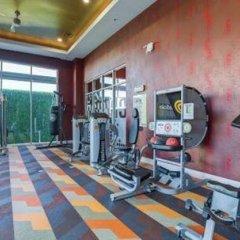 Отель Cozy 2 Bedroom Apartment США, Лас-Вегас - отзывы, цены и фото номеров - забронировать отель Cozy 2 Bedroom Apartment онлайн фитнесс-зал