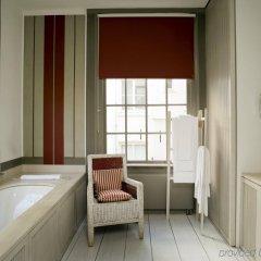 Отель The Dylan Amsterdam Нидерланды, Амстердам - отзывы, цены и фото номеров - забронировать отель The Dylan Amsterdam онлайн ванная