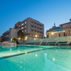 Hotel Ras Гаттео-а-Маре бассейн