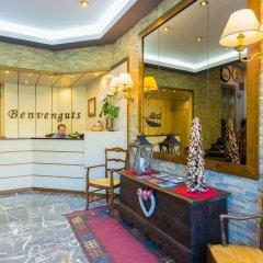 Hotel Eth Solan интерьер отеля фото 3