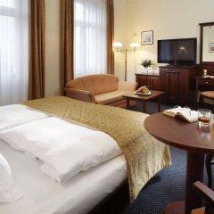 Отель Excelsior Чехия, Марианске-Лазне - отзывы, цены и фото номеров - забронировать отель Excelsior онлайн комната для гостей