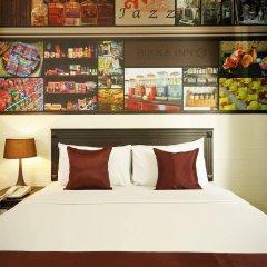 Отель Rikka Inn Бангкок питание фото 3